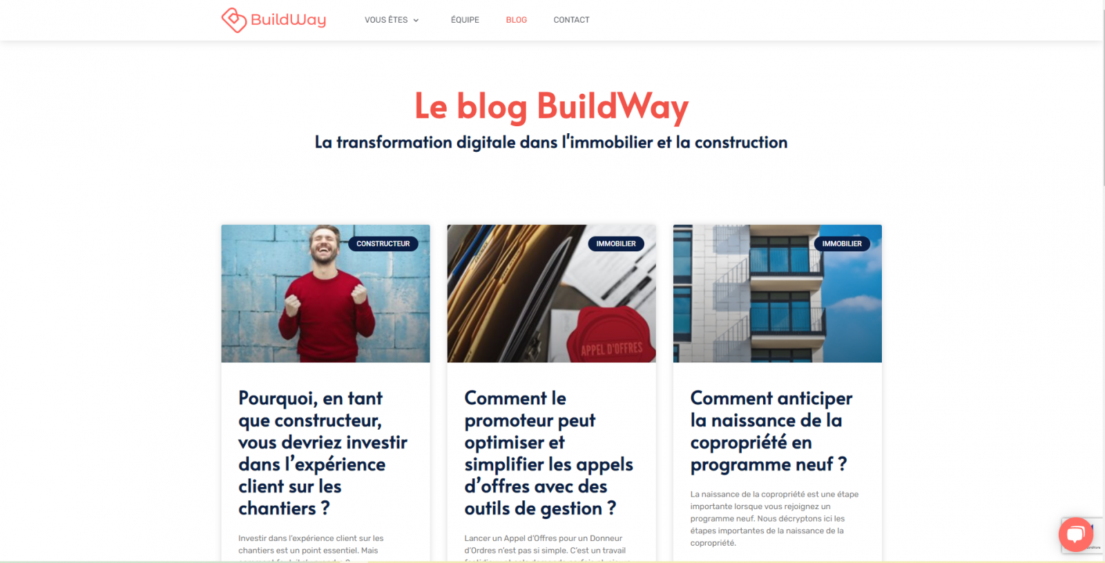 Builday Blog Proptech Digital Days Annuaire 1