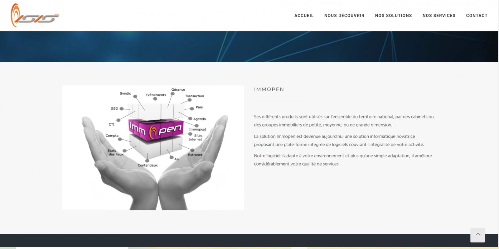 Idealsoft Immopen Startup Immobilier