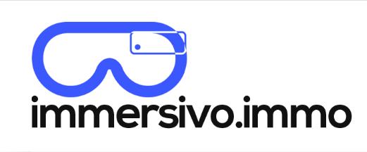 Logo Immersivo.immo