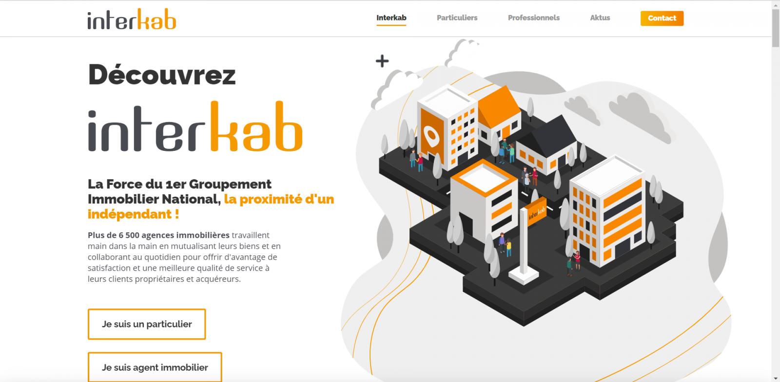 Interkab Homepage La Reserve