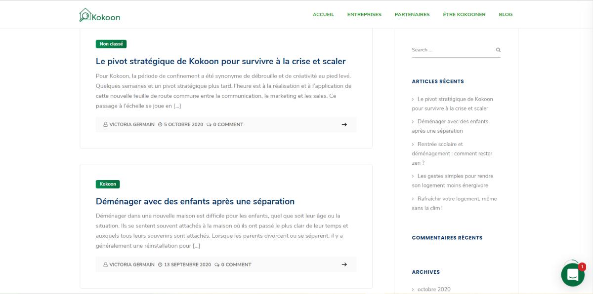 Kokoon Blog Immobilier Annuaire