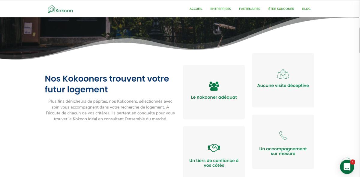 Kokoon Solution Immobilier Annuaire