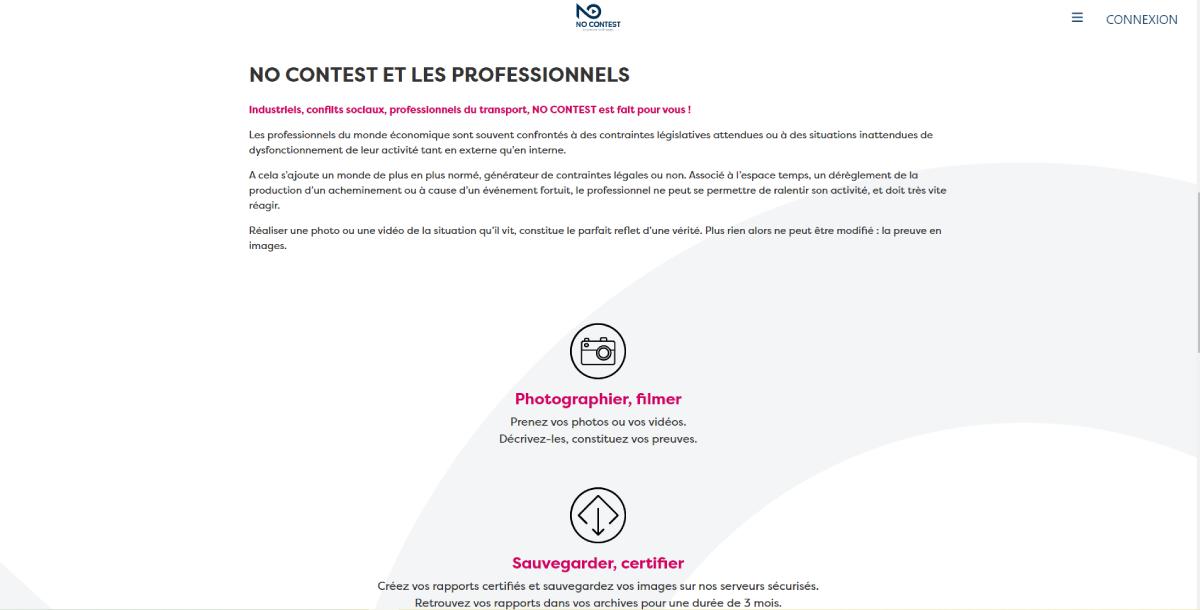 No Contest Fonctionnalites Annuaire Proptech Proptech Digital Days 1