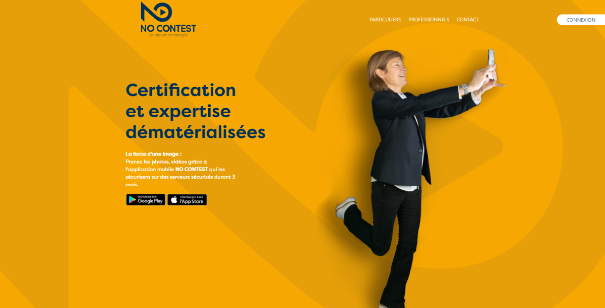 No Contest Homepage Immobilier Annuaire Protech Digital Days 1