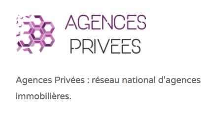 Logo Agences privées