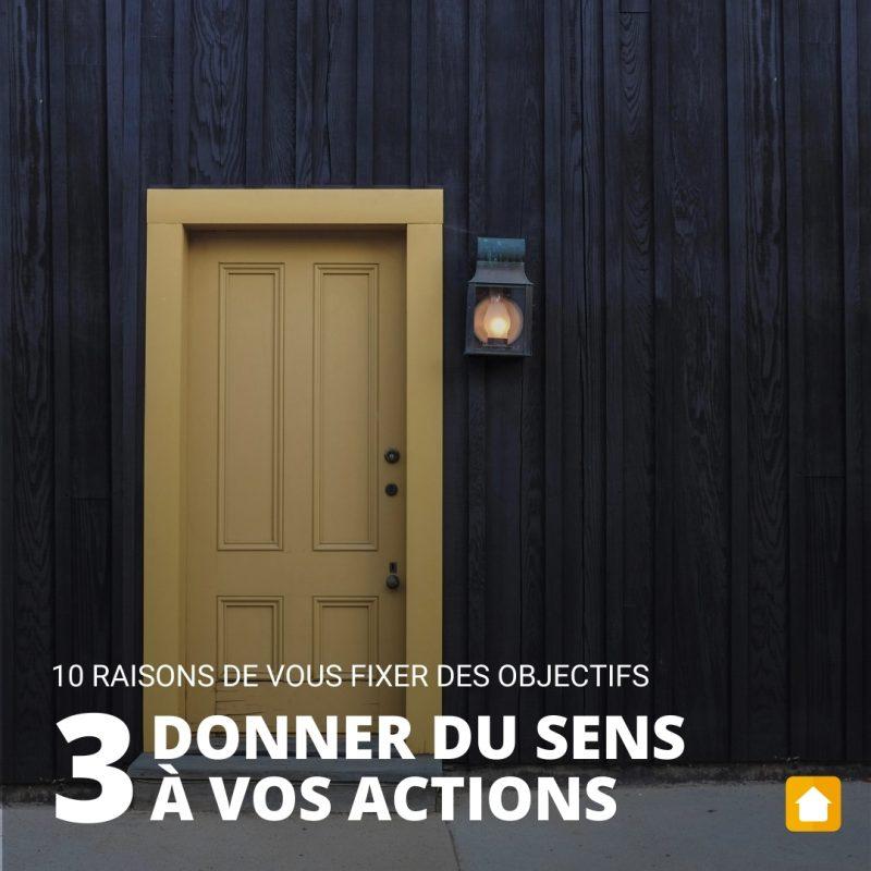 10 Raisons Fixer Objectifs Immobiliers Donner Sens Actions