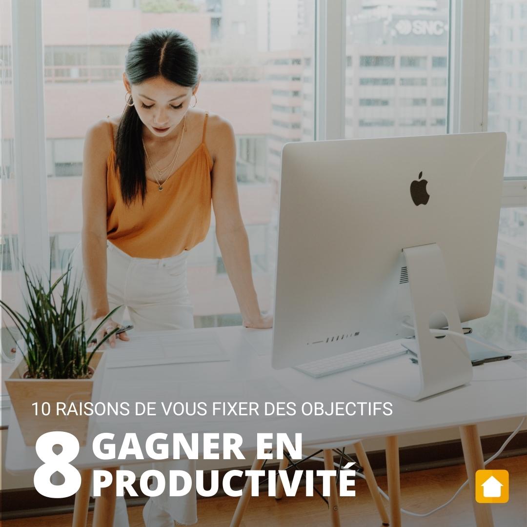10 Raisons Fixer Objectifs Immobiliers Gagner Productivite