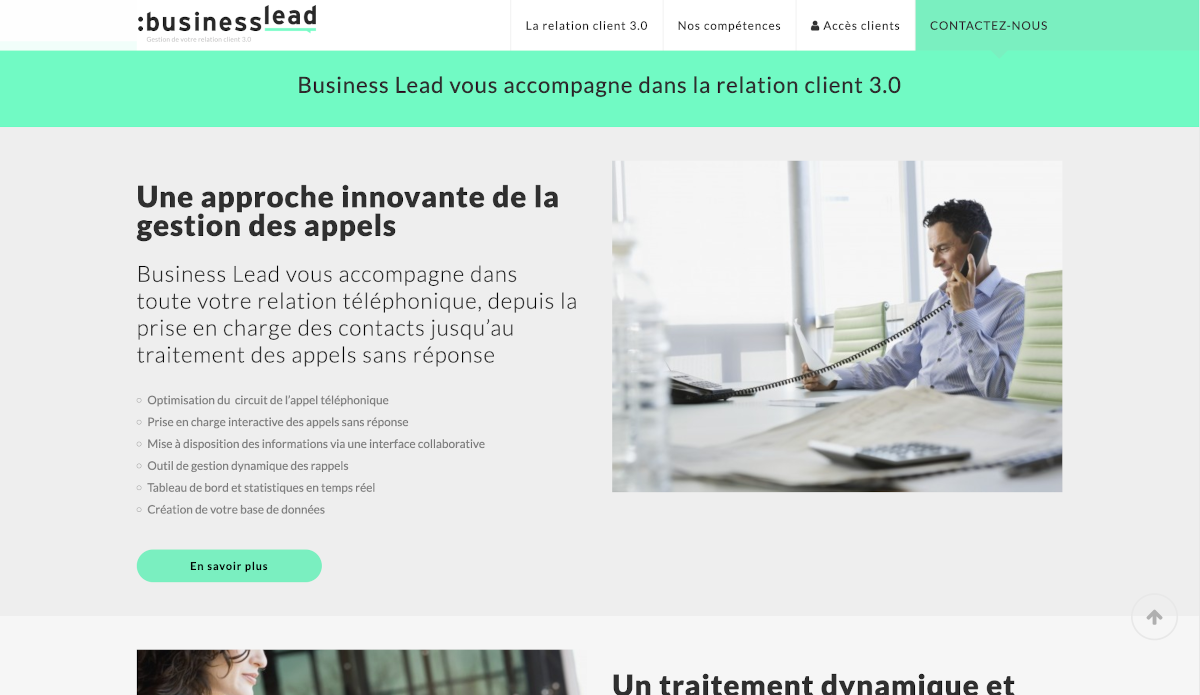 Business Lead Service Immobilier 1