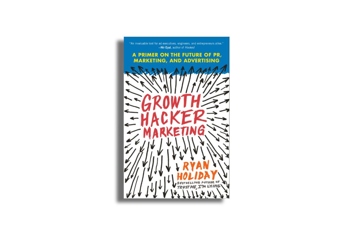 Growth Hacker Marketing Livre Immobilier