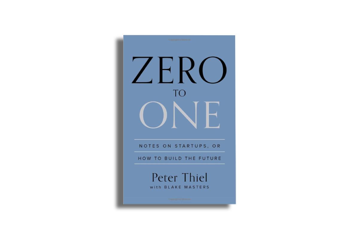Zero To One Livre Immobilier