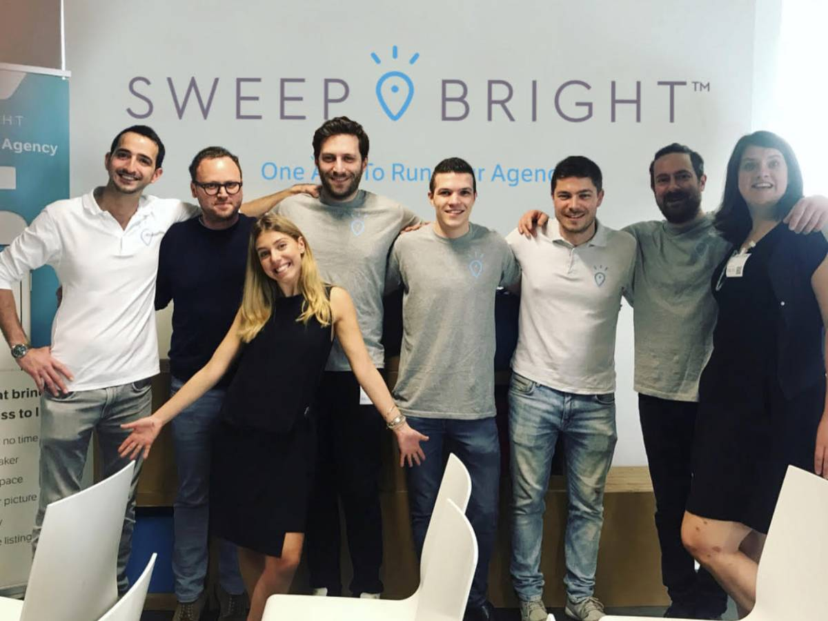 Sweepbright Logiciel Transaction Immobilier Photos Equipe