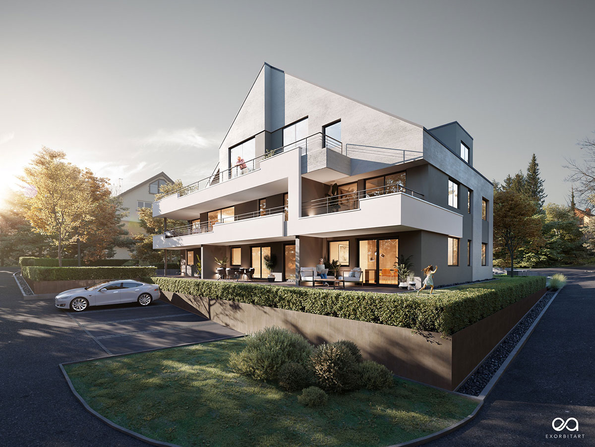 Immobilier Cgi Projet