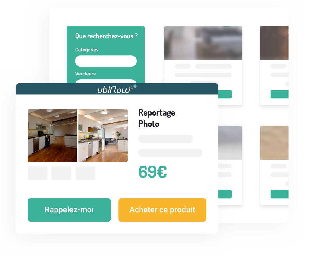 Ubiflow Solution Digitale Immobilier Marketplace 01